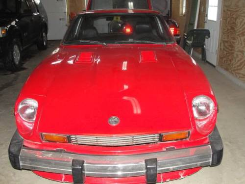 1977 Datsun 280z Manual For Sale By Owner In Barnstead New Hampshire