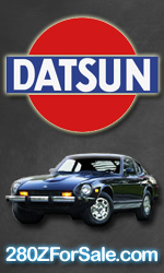 Datsun 280Z For Sale Logo