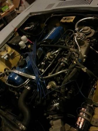 1977 Elllensburg WA engine