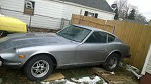 1976 datsun 280z for sale in toledo oh. Black Bedroom Furniture Sets. Home Design Ideas