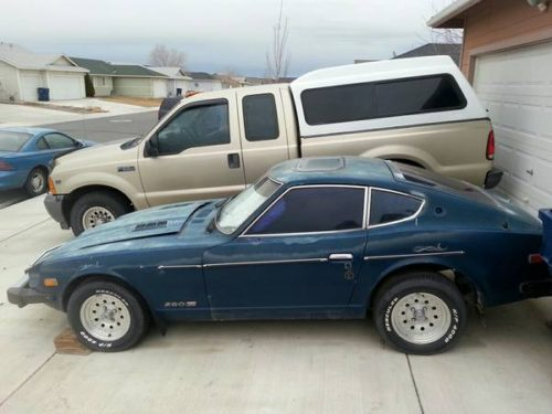 1978 Datsun 280Z Manual For Sale In Fernley, Nevada