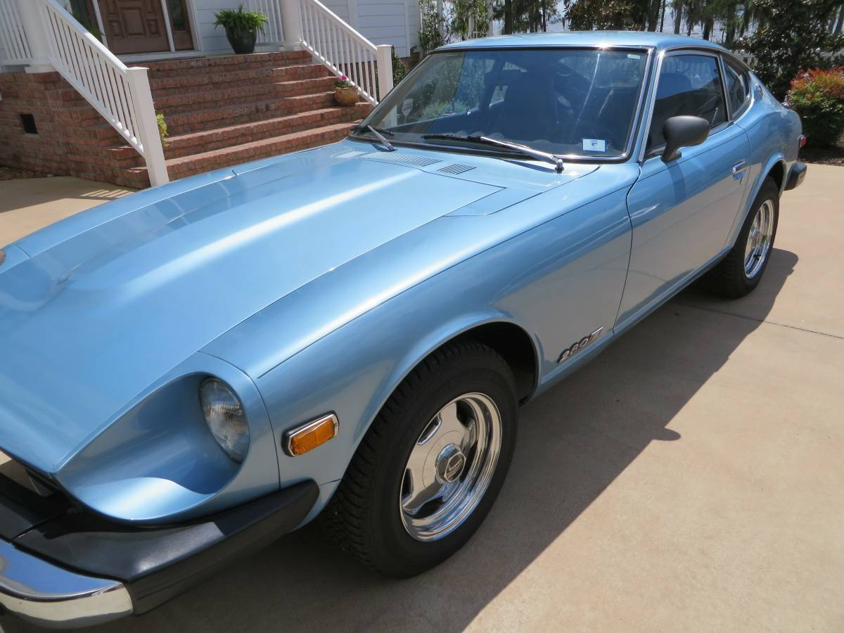 1976 Datsun 280Z V6 Manual For Sale in Elizabeth City ...